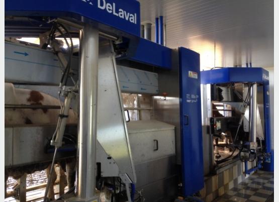 Robot de traite VMS DeLaval (43)